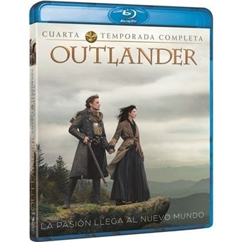 Outlander - Temporada 4 - Blu-Ray