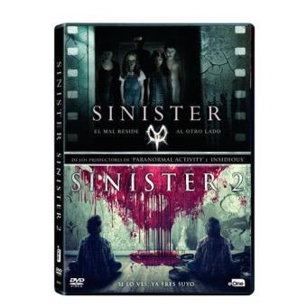Pack Sinister 1 y 2 - DVD