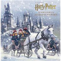 Harry Potter. El Pop-Up de la Navidad en Hogwarts