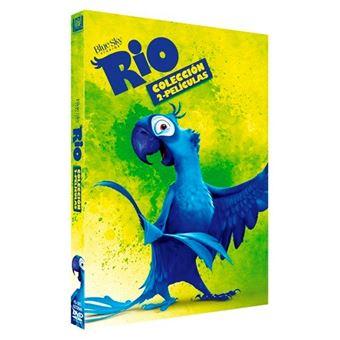 Río 1-2 - Ed Limitada DVD