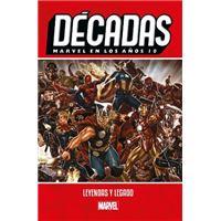 Marvel en los años 10: Leyendas y legado