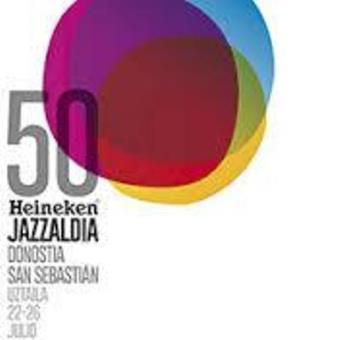 Jazzaldia 50 aniversario