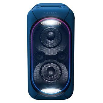 Altavoz Bluetooth Sony GTK-XB60 Azul