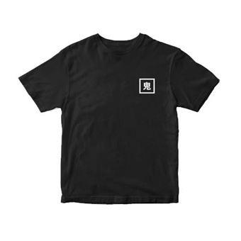 Camiseta Wismichu - Logo Negro Talla S