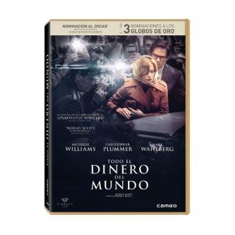 Todo el dinero del mundo - DVD
