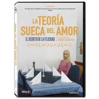 La teoría sueca del amor - DVD