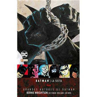 Grandes Autores de Batman - Bernie Wrightson - La secta - 2ª edición