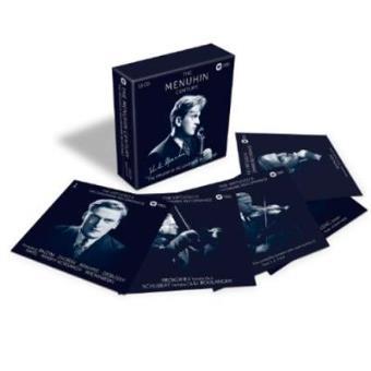 The Menuhin Century. The Virtuoso & His Landmark Recordings (13 CD)