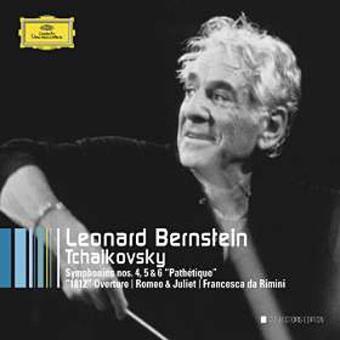 The Leonard Bernstein Collectors Edition