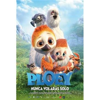 Ploey: Nunca volarás solo - DVD