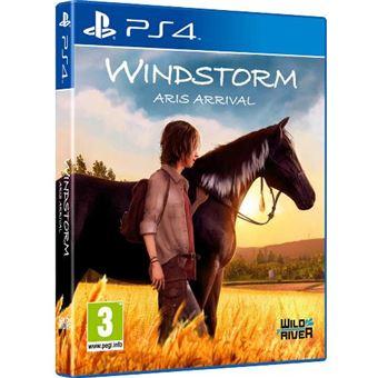 Windstorm - Ari's Arrival PS4