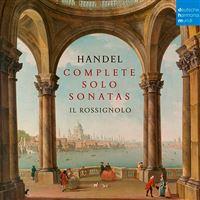 Handel - Complete Solo Sonatas - 4 CD