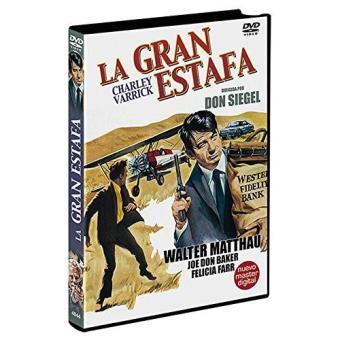 La gran estafa (DVD) - DVD