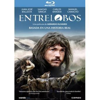 Entrelobos - Blu-Ray