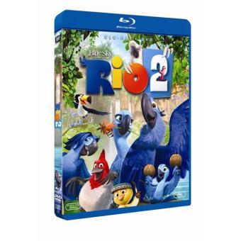 Río 2 - Blu-Ray + DVD