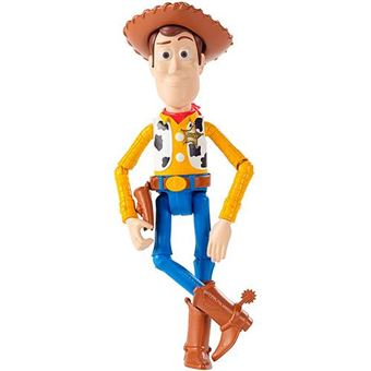 Figura básica Toy Story 4 Woody Mattel