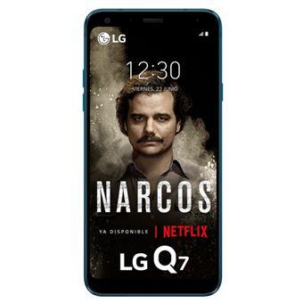 """LG Q7 5.5"""" 32GB Azul"""