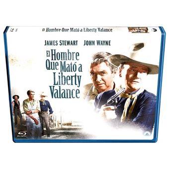 El hombre que mató a Liberty Valance - Blu-ray Horizontal