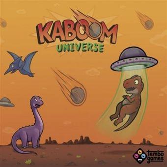 Kaboom universe - Juego de cartas