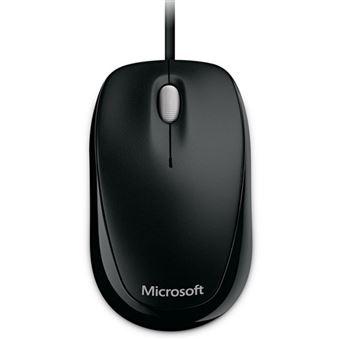 Ratón óptico Microsoft Compact 500