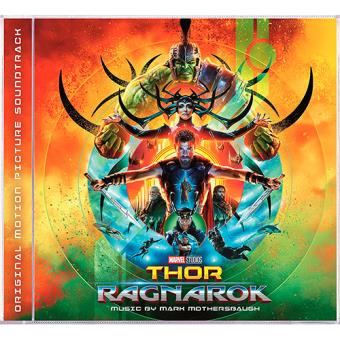 Thor. Ragnarok B.S.O.
