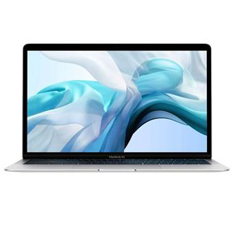 Apple MacBook Air 13'' i5 1,6Ghz 128GB Plata