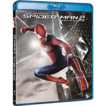 The amazing Spiderman 2 El poder de Electro - Blu-Ray