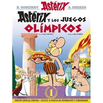 Astérix 12 - Astérix y los Juegos Olímpicos