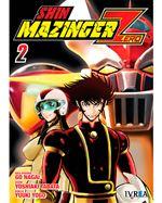 Shin Mazinger Zero 2