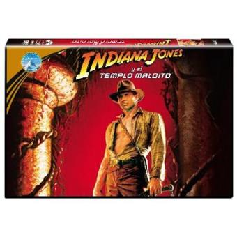 Indiana Jones y el templo maldito - DVD Ed Horizontal