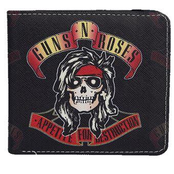 Monedero Guns N 'Roses Appetite for destruction