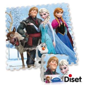 Puzzle Alfombra de Foam de Frozen