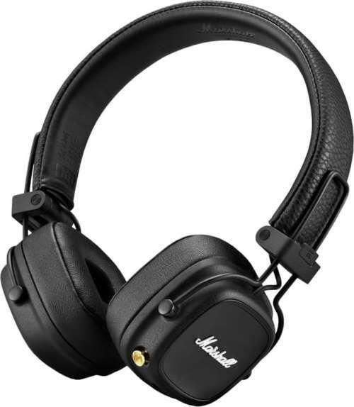 Auriculares Bluetooth Marshall Major IV Negro