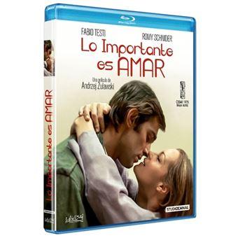 Lo importante es amar - Blu-ray