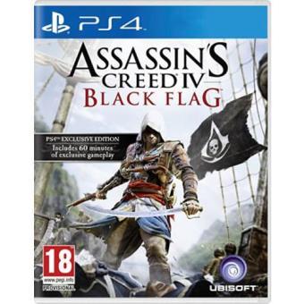 Assassin's Creed IV Black Flag Edición Bonus PS4