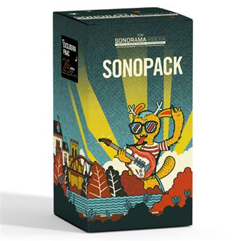 Sonorama Ticket Pack 2019