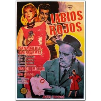 Labios rojos - DVD