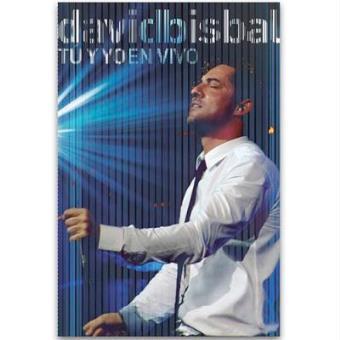 Tú y yo en vivo (Formato DVD)