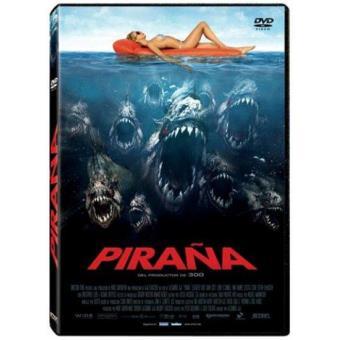 Piraña (2010) - DVD