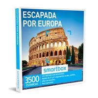 Caja regalo SmartBox  - Escapada por Europa