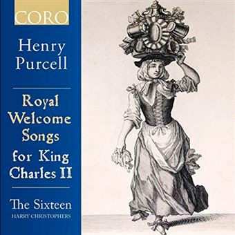 Royal Welcome Songs for King Charles II