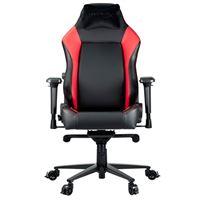 Silla Gaming HyperX Rubi Negro/Rojo