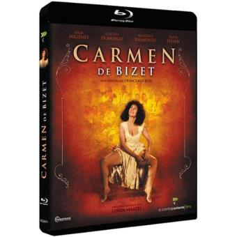 Carmen de Bizet - Blu-Ray