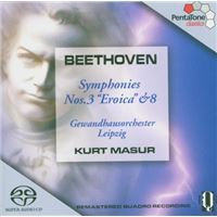 Symphonies no.3-eroica