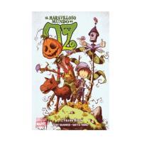 El maravilloso mundo de Oz. Clásicos Marvel