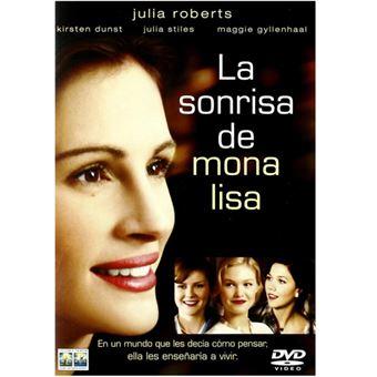 La sonrisa de Mona Lisa - DVD