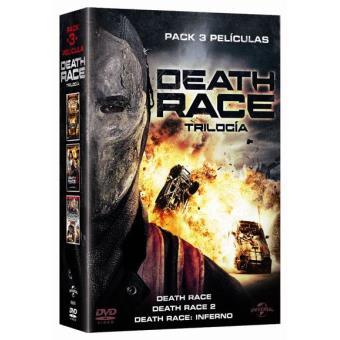 Pack Death Race: Trilogía - DVD