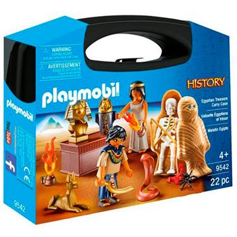 Playmobil History Maletín Egipto