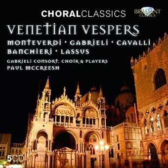 Venetian Vespers - 5 CD