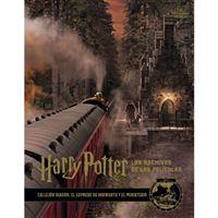 Harry Potter. Los Archivos de las Películas 2. Callejón Diagon, el Expreso de Hogwarts y el Ministerio